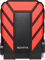 Išorinis kietas diskas External HDD Adata HD710 Pro External Hard Drive USB 3.1 2TB Red