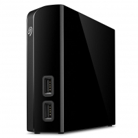 Išorinis kietas diskas External HDD Seagate Backup Plus Hub 3.5 10TB USB3, Black