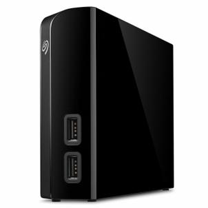 Išorinis kietas diskas External HDD Seagate Backup Plus Hub 3.5 4TB USB3, Black