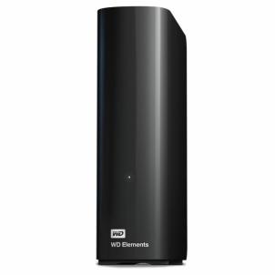 Išorinis kietas diskas External HDD WD Elements Desktop 3.5 6TB USB3, Black