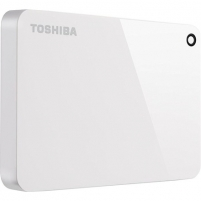 "Išorinis kietas diskas Toshiba Canvio Advance 1000 GB, 2.5 "", USB 3.0, White"