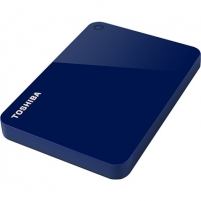 "Išorinis kietas diskas Toshiba Canvio Advance 3000 GB, 2.5 "", USB 3.0, Blue"