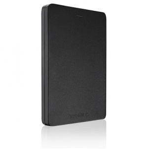 "Išorinis kietas diskas Toshiba Canvio Alu 500 GB, 2.5 "", USB 3.0, Black"