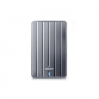 "Išorinis kietasis diskas A-Data HC660 2048 GB, 2.5 "", USB 3.0, Titanium"