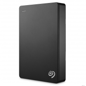 Išorinis kietasis diskas External HDD Seagate Backup Plus; 2,5, 4TB, USB 3.0, black