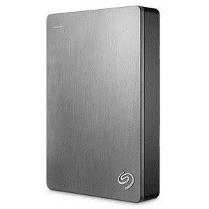 Išorinis Hard drive External HDD Seagate Backup Plus; 2,5, 4TB, USB 3.0, silver