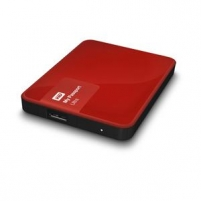 Išorinis Hard drive External HDD WD My Passport 2.5 1TB USB 3.0 Red