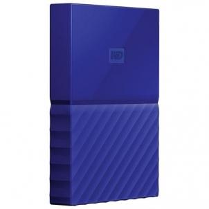 Išorinis kietasis diskas External HDD WD My Passport 2.5 3TB USB 3.0 Blue