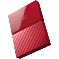 Išorinis Hard drive External HDD WD My Passport 2.5 3TB USB 3.0 Red