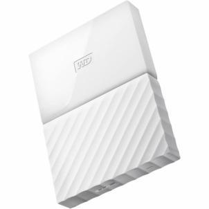Išorinis kietasis diskas External HDD WD My Passport 2.5 3TB USB 3.0 White