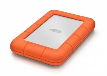 Išorinis Hard drive Išorinis diskas LaCie Rugged Mini 2.5inch 4TB USB3.0, Atsparus smūgiams