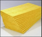 Isover FLO - rigid glass wool board, covered with glass fibre felt on one side 50 50x600x1200 Sound insulation