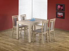 Išskleidžiamas stalas Maurycy Mediniai valgomojo stalai