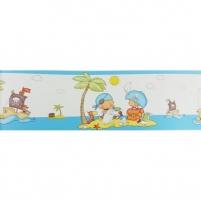J260-01 HELLO KIDS 10,05 m juosta tapetų, vaikiška Vinyl wallpaper
