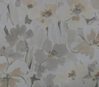 J84107 10,05x0,53 m tapetai, rusvas gėlėtas, kl.M.Vlies