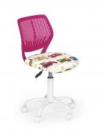 Jaunuolio kėdė BALI rožinė Jaunuolio kėdės
