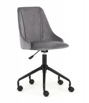 Jaunuolio kėdė BREAK tamsiai pilka Jaunuolio kėdės