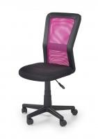 Jaunuolio kėdė COSMO juoda/rožinė Jaunuolio kėdės