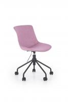 Jaunuolio kėdė DOBLO rožinė Jaunuolio kėdės