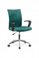 Jaunuolio kėdė DORAL tamsiai žalia Jaunuolio kėdės