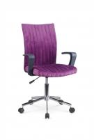Jaunuolio kėdė DORAL violetinė Jaunuolio kėdės