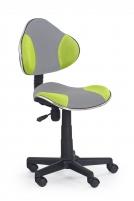 Jaunuolio kėdė FLASH pilka/žalia Jaunuolio kėdės