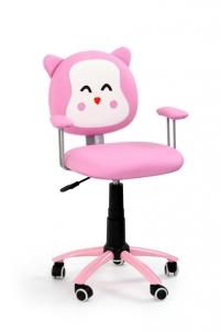 Jaunuolio kėdė KITTY rožinė Jaunuolio kėdės