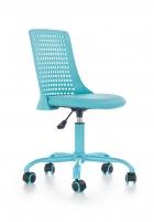 Jaunuolio kėdė PURE mėlyna Jaunuolio kėdės