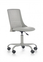 Jaunuolio kėdė PURE pilka