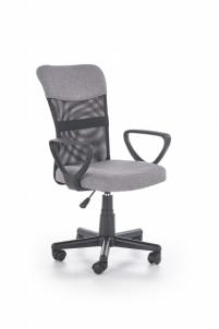Jaunuolio kėdė TIMMY pilka/juoda Jaunuolio kėdės