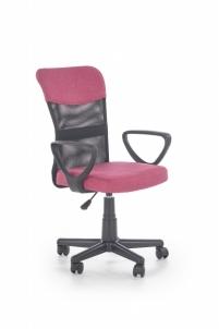 Jaunuolio kėdė TIMMY rožinė/juoda Jaunuolio kėdės