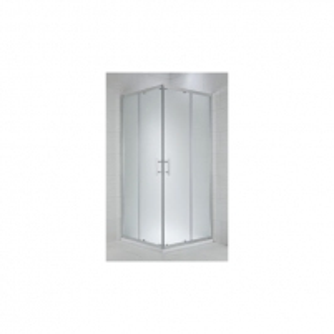 Jika Cubito Pure shower 90x90 Shower enclosures
