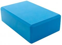 Jogos blokas KP-079 23x153x7,6cm Mėlyna Jogu un pilatės