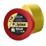 Juosta izoliacinė universali, 9m x 48mm x 0.25mm, itin patvari, nepalieka žymių, raudona, iki +93°C Elektriskās izolācijas