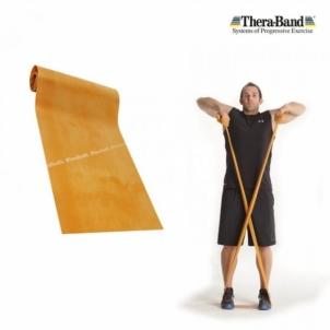 Juosta mankštai Thera-Band, Auksinė, ilgis 1.80 m
