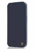 Just Must Flip case Classic for Samsung Galaxy Core Prime G361  (Grey)
