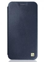 Just Must Flip case Slim for Samsung Galaxy J3 J320 (Black)