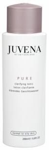 Juvena Pure Cleansing Clarifying Tonic Cosmetic 200ml Veido valymo priemonės