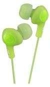 JVC HA-FX5 IN EAR HEADPHONES GREEN Laidinės ausinės