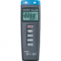 K102VOLTCRAFT®Temperature meter, thermometer -200 to +1370 °C K-type Temperature measuring devices