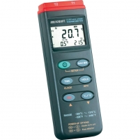 K202 DataloggerVOLTCRAFT®Temperature meter, thermometer Temperature measuring devices