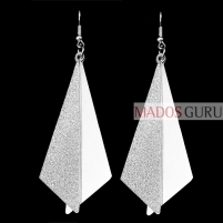 Hanging earrings A232