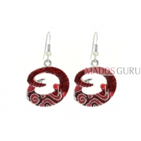 Hanging earrings A690