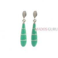 Hanging earrings A825