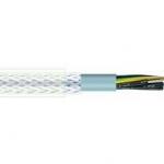 Kabelis kontrolinis, YSLY CY-JZ 10x1,5mm, varinis lankstus apvalus pilkas ekranuotas Control of copper cables