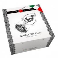 Kaištis Dolce Piccante Jewellery (sidabras/balta) Analiniai kaiščiai ir falai