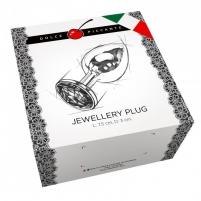 Kaištis Dolce Piccante Jewellery (sidabras/raudona) Analiniai kaiščiai ir falai