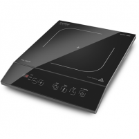 Kaitlentė Caso 02230 Single Induction hob, Number of burners/cooking zones 1, Black, Display, Timer