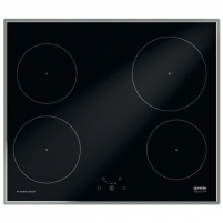 Kaitlentė Gorenje Hob IT614X Induction, Number of burners/cooking zones 4, Black, Display, Timer