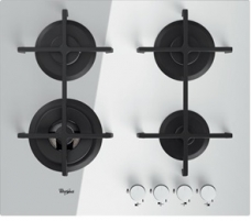 Cooktop Whirlpool AKT 6430 WH Cooktop